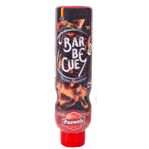 Barbecue van Pauwels Sauzen in 1 liter tube