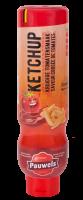 Ketchup van Pauwels Sauzen in 1 liter tube