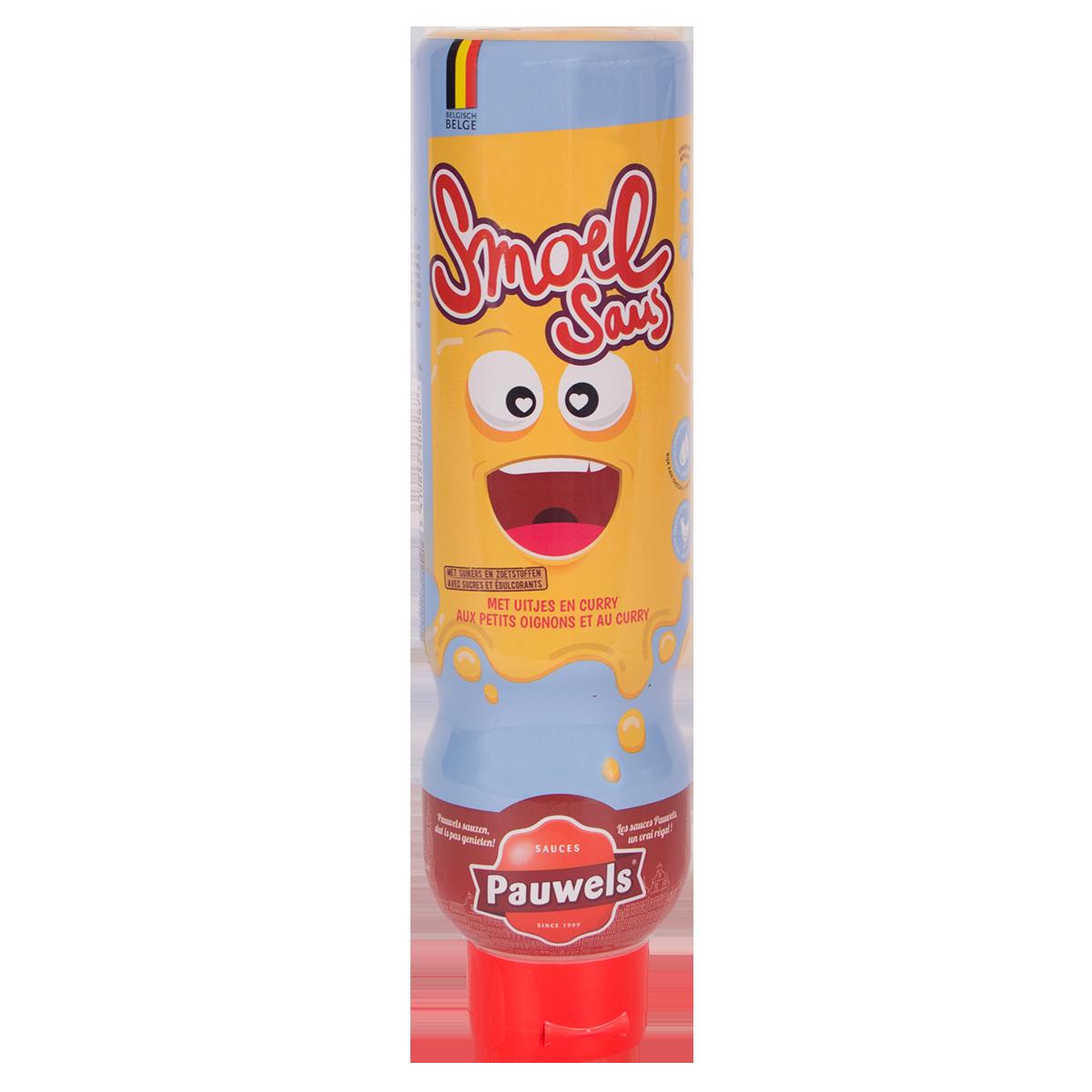 Smoelsaus van Pauwels Sauzen in 1 liter tube