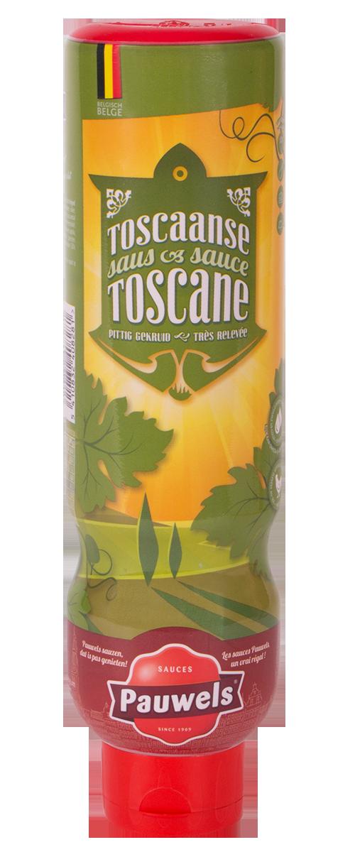Toscaanse Saus van Pauwels Sauzen in 1 liter tube
