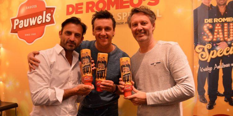 Pauwels Sauzen lanceert De Romeo's Saus Speciaal