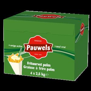 Frituurvet Palm van Pauwels Sauzen