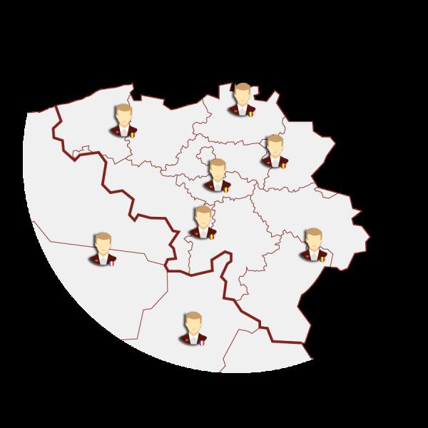 Pauwels Sauzen vertegenwoordigers in België en Noord-Frankrijk