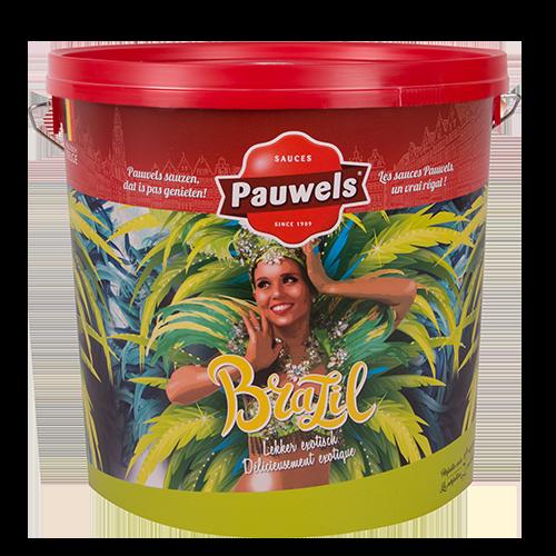 Brazil - Pauwels Sauzen - 10 liter