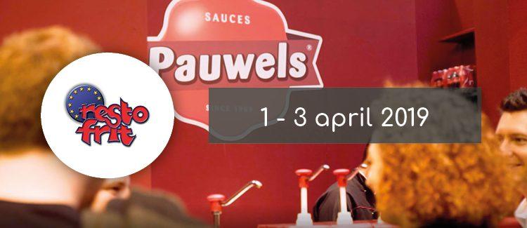 restofrit expo pauwels sauzen