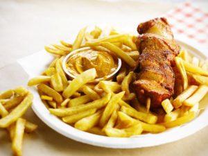 andalouse frietjes pauwels sauzen