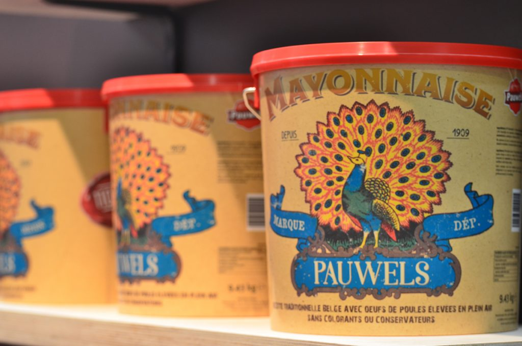 Mayonaise 110 Pauwels sauzen