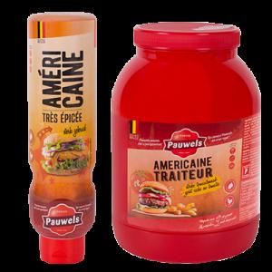 Americaine en Americaine Traiteur pauwels sauzen