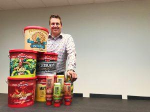 Jeroen de Meyer nieuwe vertegenwoordiger in antwerpen voor pauwels sauzen