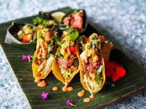 Mexicaanse Taco's met Jalapeno Mayonaise van pauwels sauzen