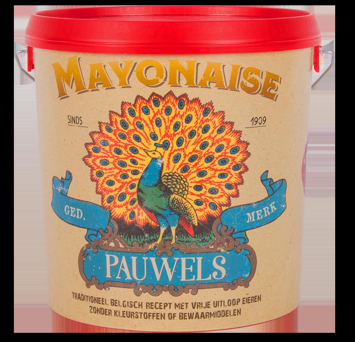 Mayonaise 110 10L Emmer Pauwels Sauzen