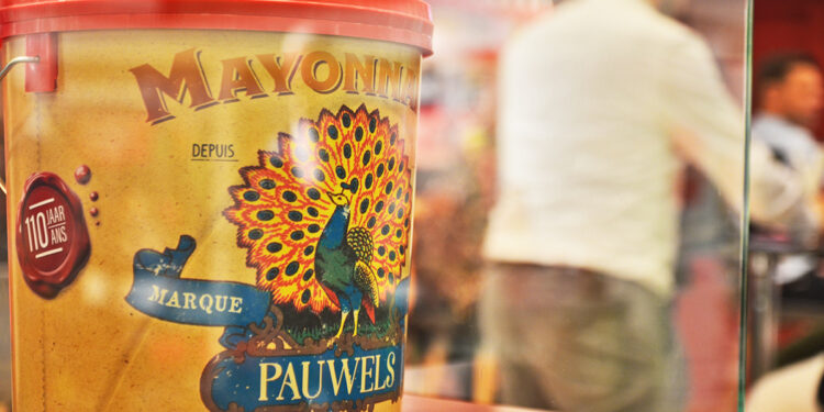 Mayonaise 110 van Pauwels Sauzen