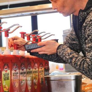 Friethuis Kampenhout BIB Pauwels sauzen